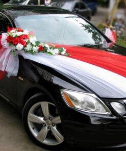 ماشین عروس با تور