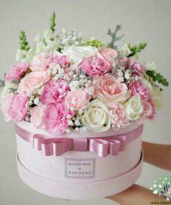 باکس گل طبیعی
