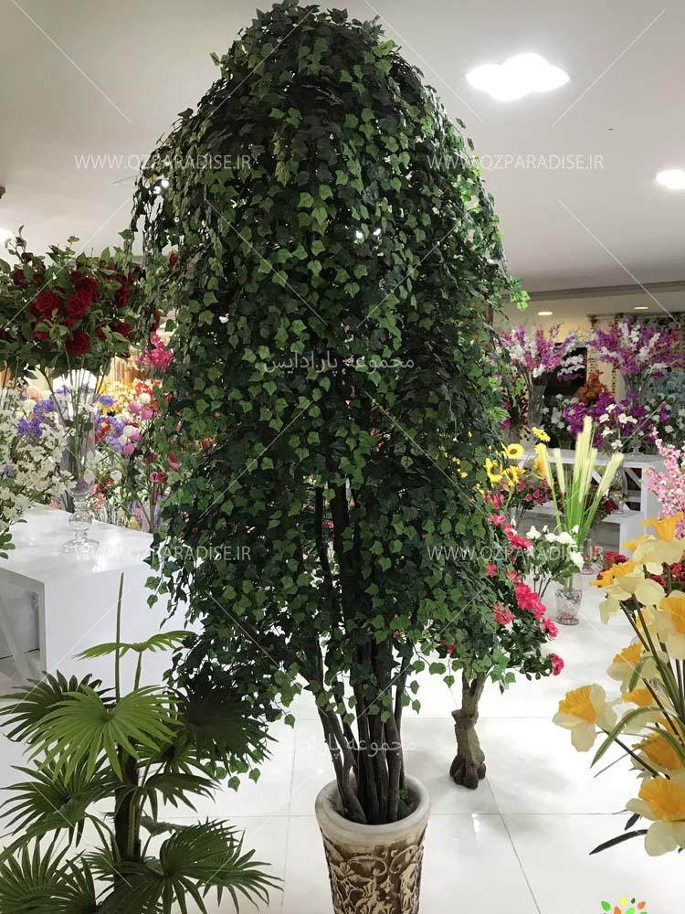 درختچه مصنوعی در سایز بزرگ موجود در فروشگاه ملی پارادایس با کیفیت a