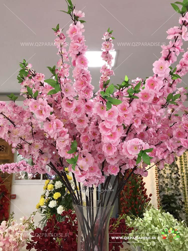 شکوفه مصنوعی با تنوعی بینظیر موجود در فروشگاه مرکزی پارادایس به صورت کلی و جزئی با نازل ترین قیمت و بالاترین کیفیت