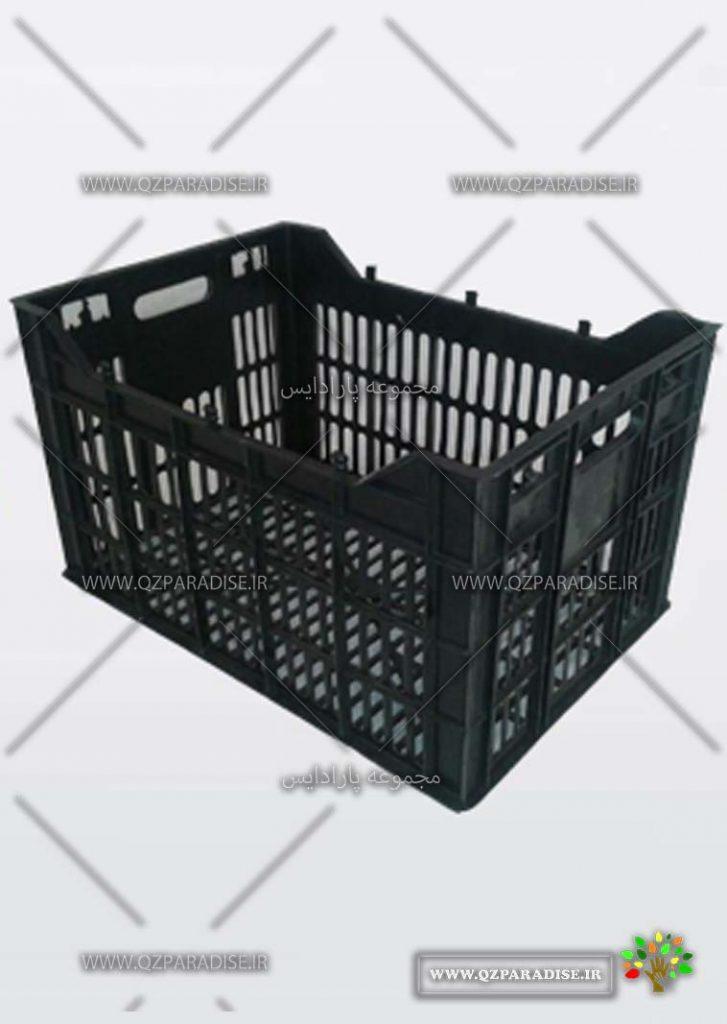 جعبه پلاستیکی کد 1132 تولید کننده جعبه پلاستیکی شایان اعتماد