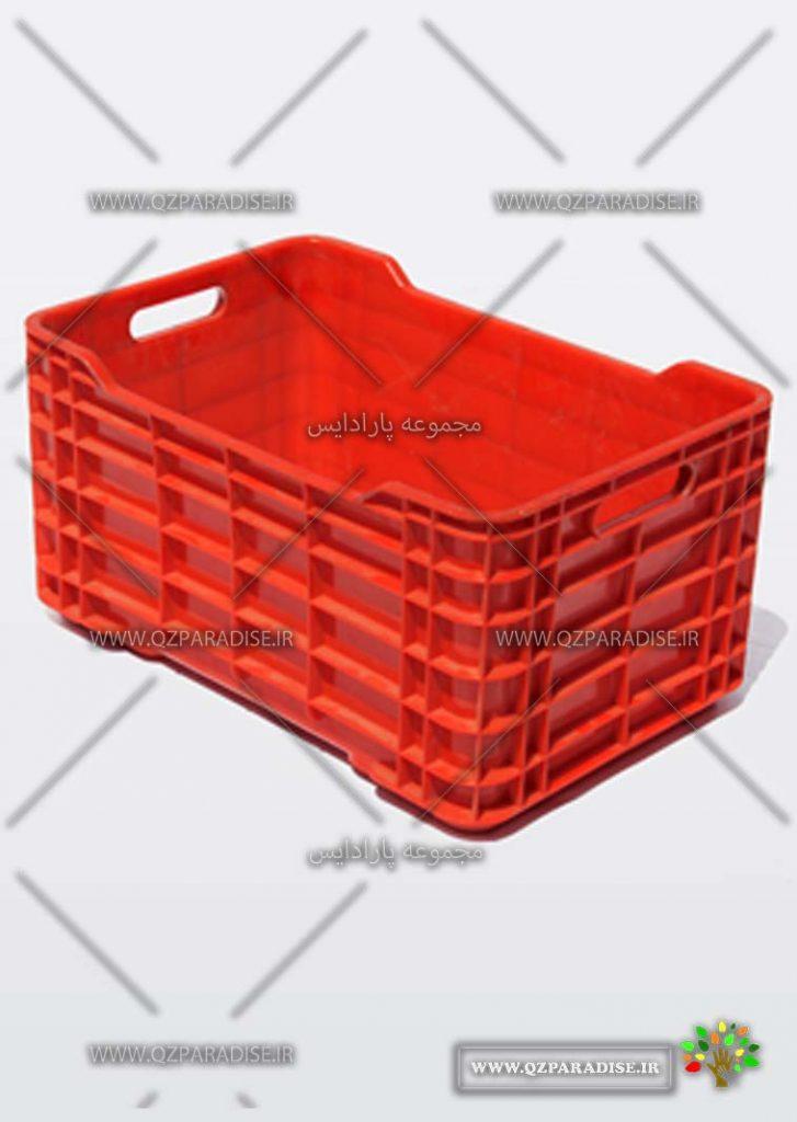 سبد پلاستیکی ابزیان کد 1133 جدید تولید کننده جعبه پلاستیکی شایان اعتماد