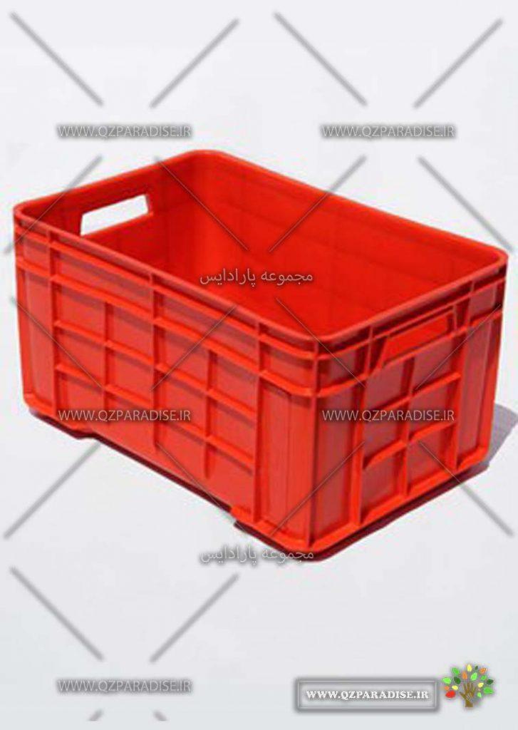 سبد پلاستیکی آبزیان کد 1133 قدیم تولید کننده جعبه پلاستیکی شایان اعتماد