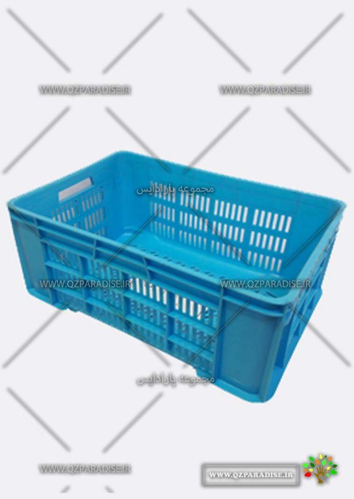 سبذ پلاستیکی کد 1138 قدیم تولید کننده جعبه پلاستیکی شایان اعتماد