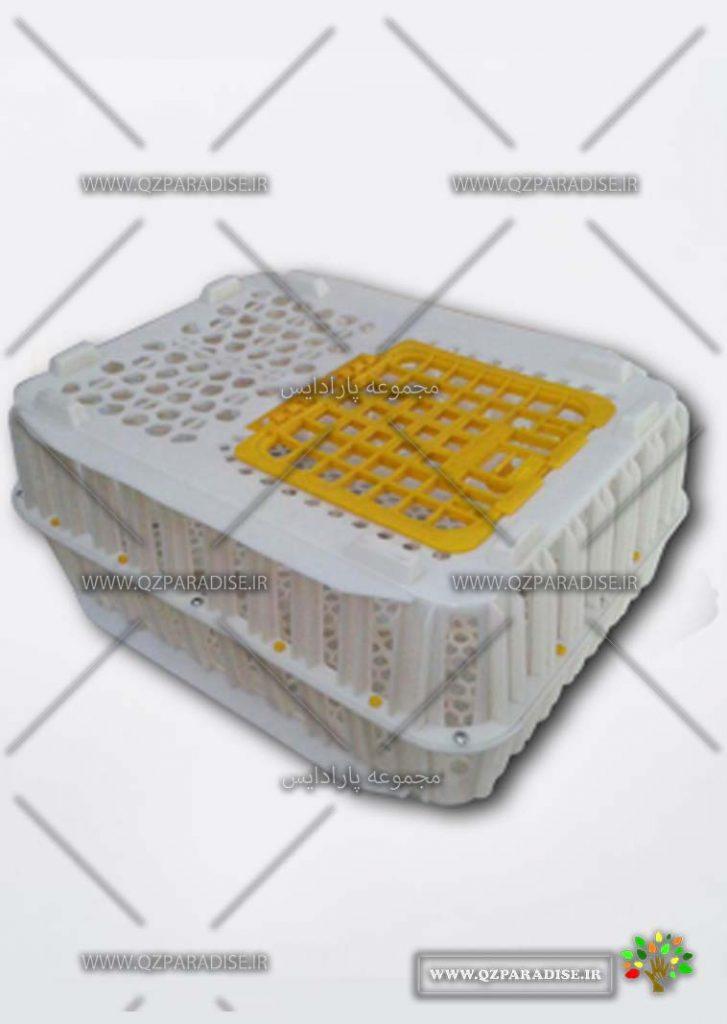 سبد پلاستیکی مرغ زنده کد 1140 جدید