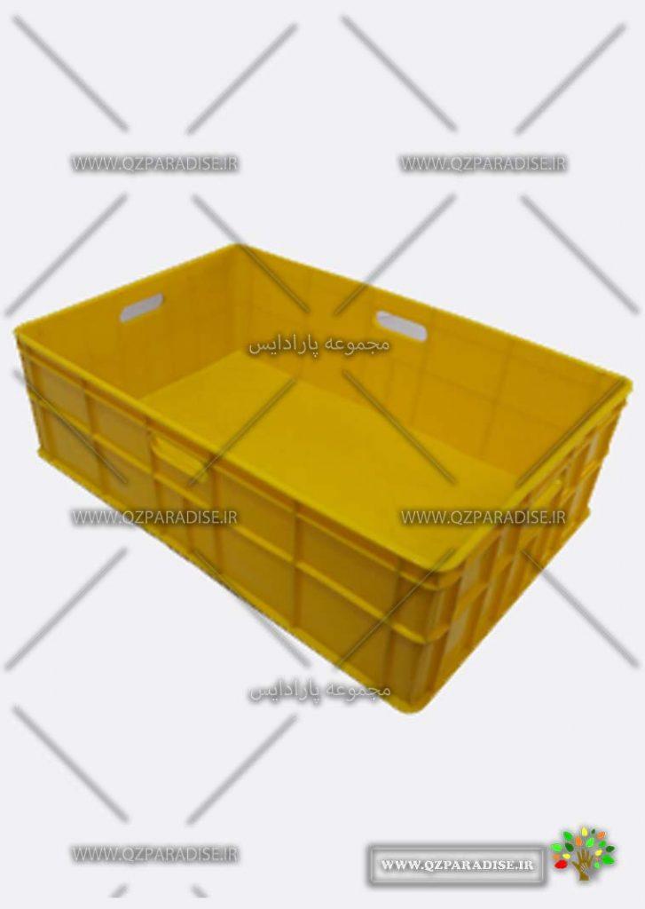 سبد پلاستیکی کد 1159تولید کننده جعبه پلاستیکی شایان اعتماد