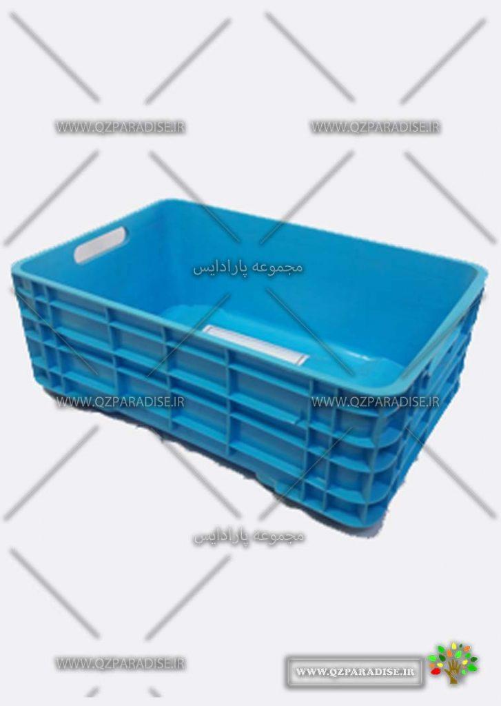 سبد پلاستیکی کد 1162تولید کننده جعبه پلاستیکی شایان اعتماد