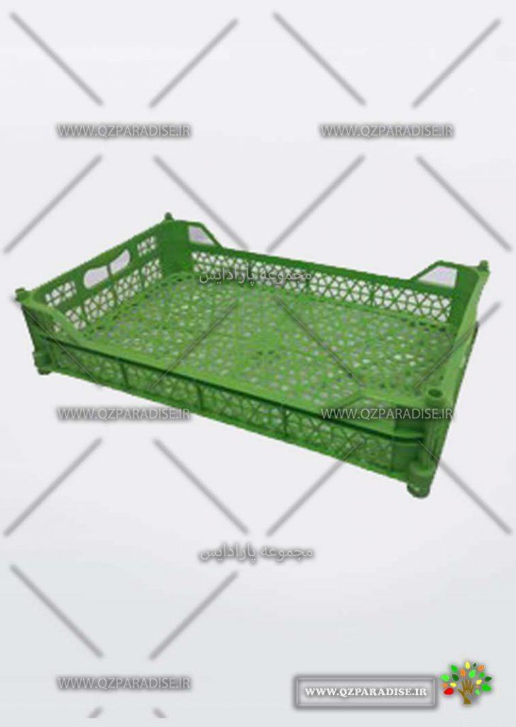 سبد پلاستیکی کد 1163تولید کننده جعبه پلاستیکی شایان اعتماد