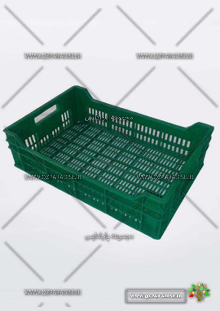 سبد پلاستیکی کد 1164تولید کننده جعبه پلاستیکی شایان اعتماد