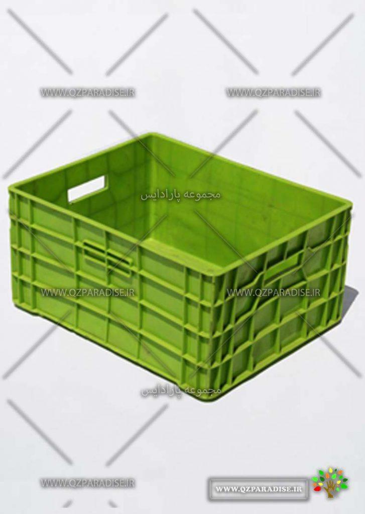 سبد پلاستیکی کد 1128 تولید کننده جعبه پلاستیکی شایان اعتماد
