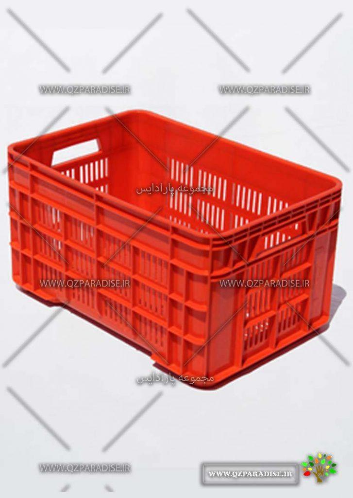 سبد پلاستیکی کد 1130 قدیم تولید کننده جعبه پلاستیکی شایان اعتماد