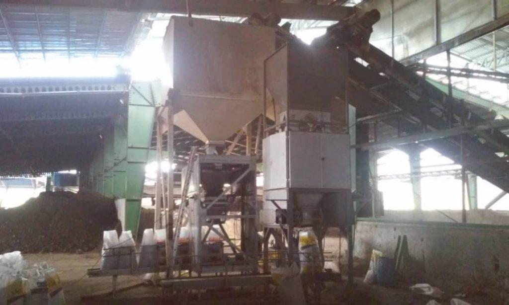 کارخانه تولید کننده کمپوست آلی پاجی