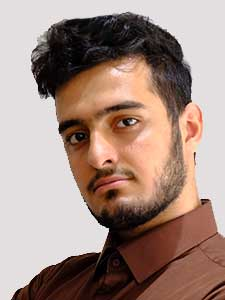 محمد حسین برجعلی مشاور فناوری اطلاعات شرکت زنجیره تامین بهشت