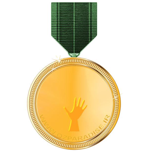 مدال طلا رده دو زنجیره تامین بهشت با بدست آوردن امتیاز