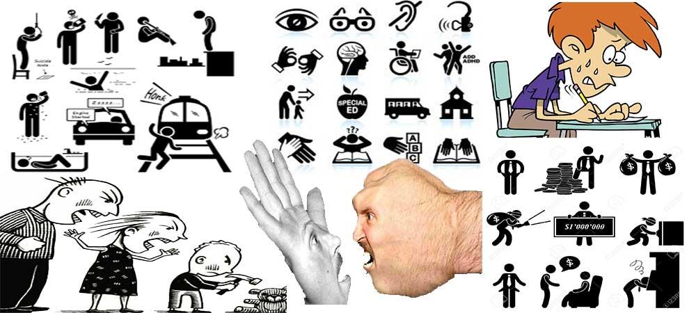 رفتار های نابهنجار جزوه روانشناسی ناهنجاری