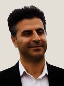 دکتر عباس یداللهی مدیر عامل شرکت دانش بنیان نهال گستر رویان مشاور